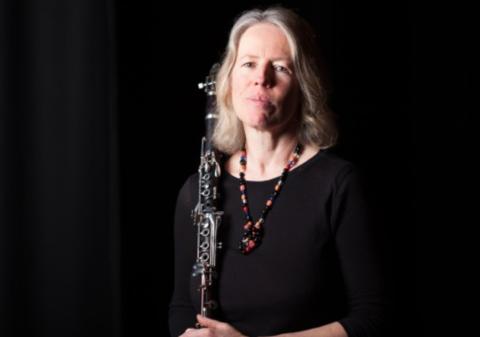 Elizabeth Jordan clarinet