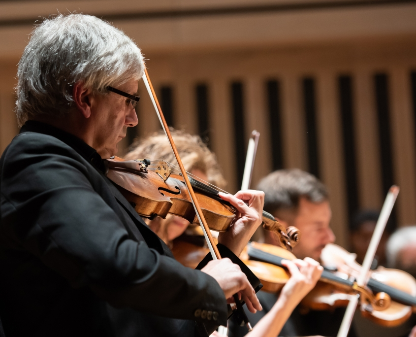NCO with Nicholas Ward, violin
