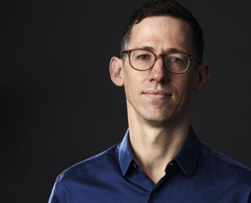 Pianist Ben Powell