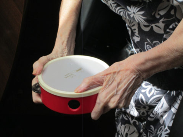 Concerts for care home residents