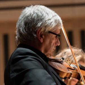 Nicholas Ward | Artistic Director & Violin