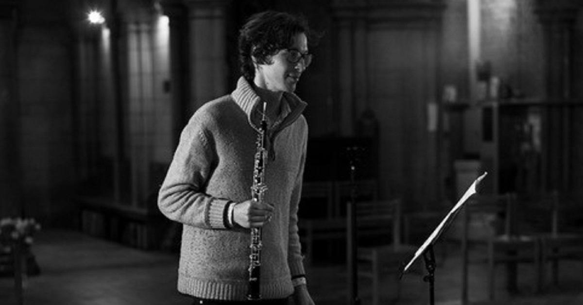John Roberts, oboe