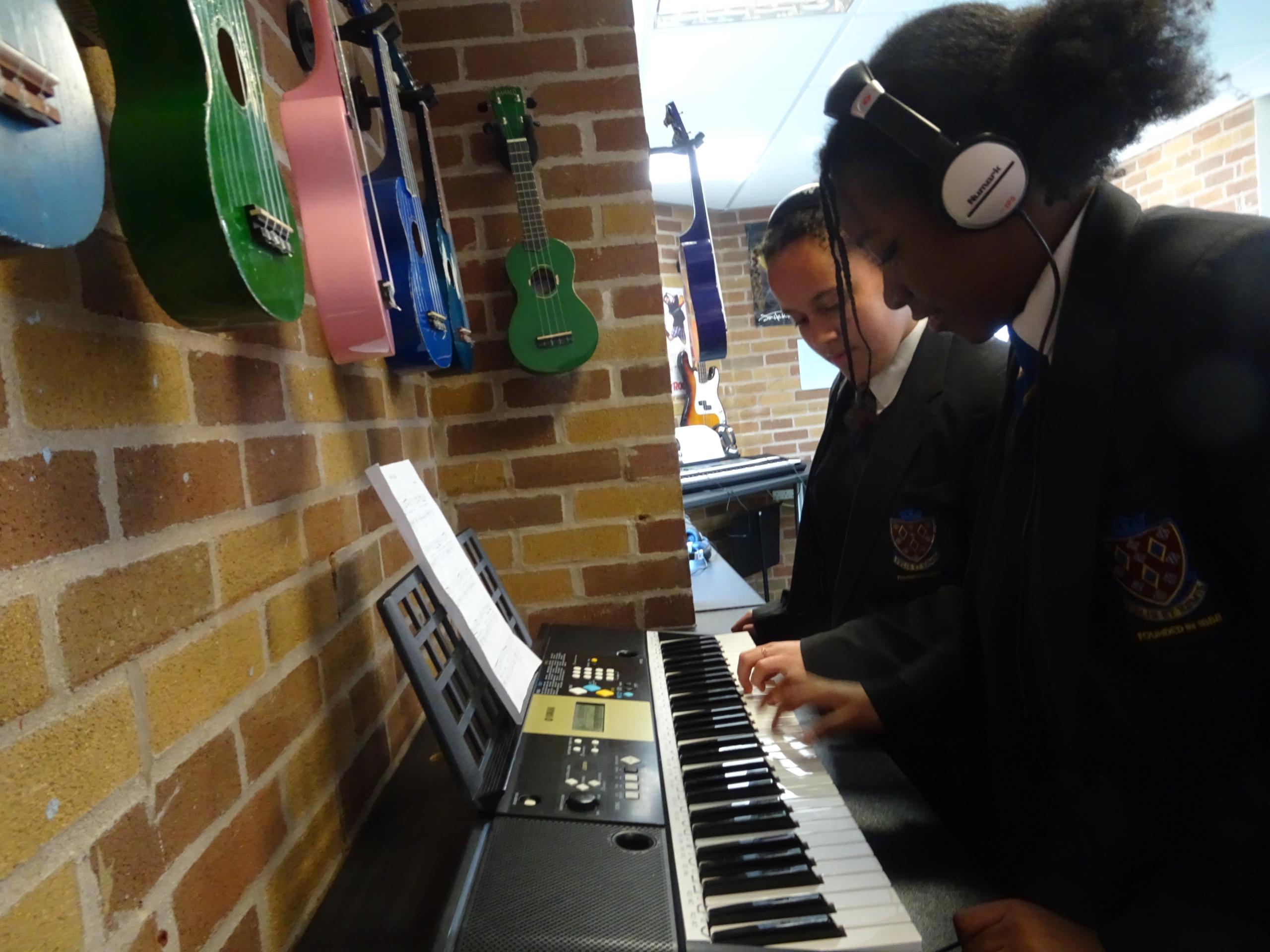NCO at Stockport School